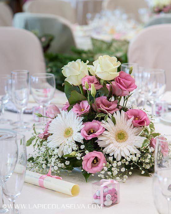 abbastanza Oltre 25 fantastiche idee su Addobbi floreali matrimonio su  HO12
