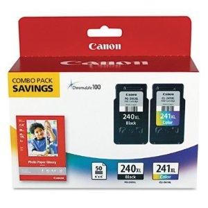"title=""Canon Office Products PG-240XL/CL-241XL/PP-201 - Combo Pack Ink"">Canon Office Products PG-240XL/CL-241XL/PP... - Combo Pack Ink --- http://www.amazon.com/Canon-Products-PG-240XL-CL-241XL-PP-201/dp/B0061G4B6G/?tag=jayb4903-20"