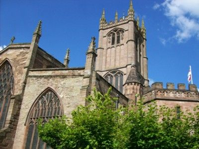 Shropshire Churches Tourism Group | Ludlow, St Laurence