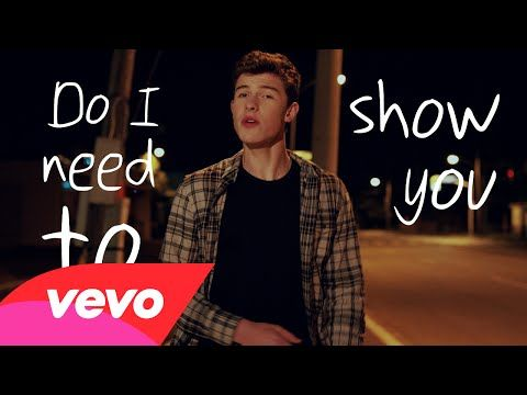 """""""Show You (Lyric Video)"""" Shawn Mendes"""