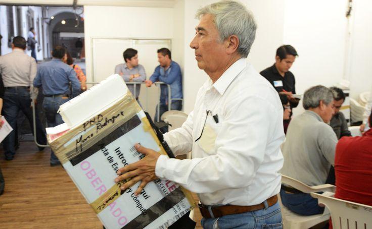 La Jornada Veracruz | Recuento total en 21 municipios: diferencia entre punteros es mayor que los votos nulos
