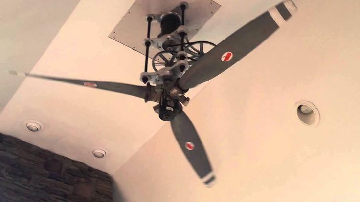 Résultats de recherche d'images pour «diy propeller ceiling fans»