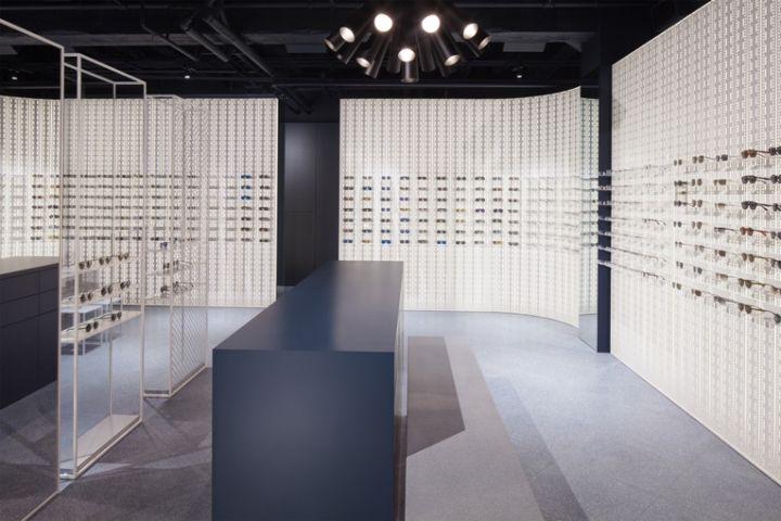 Mykita store, Los Angeles – California » Retail Design Blog