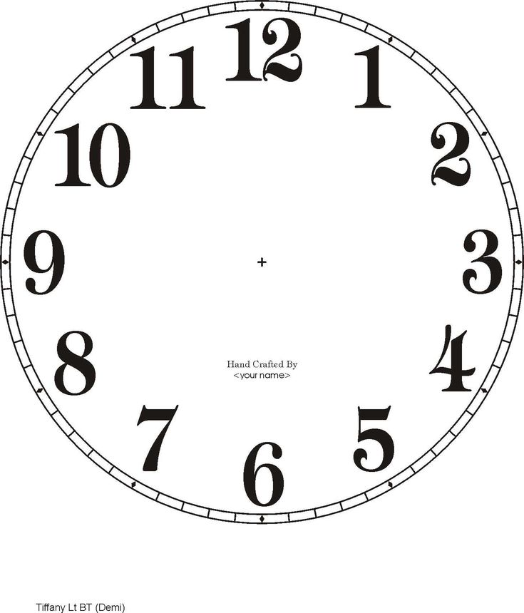 downloadable clock faces
