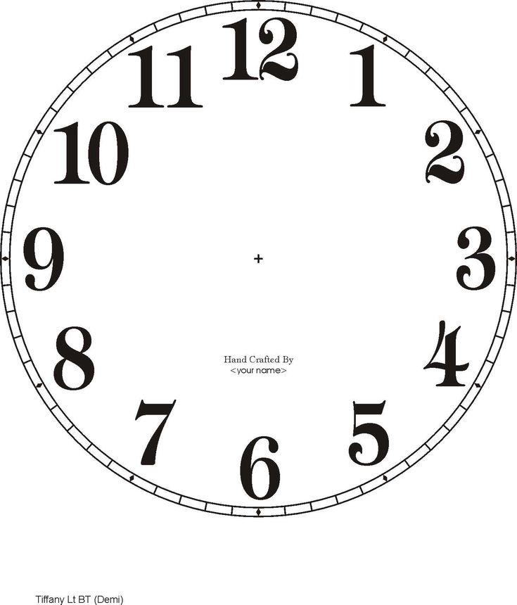 downloadable clock faces