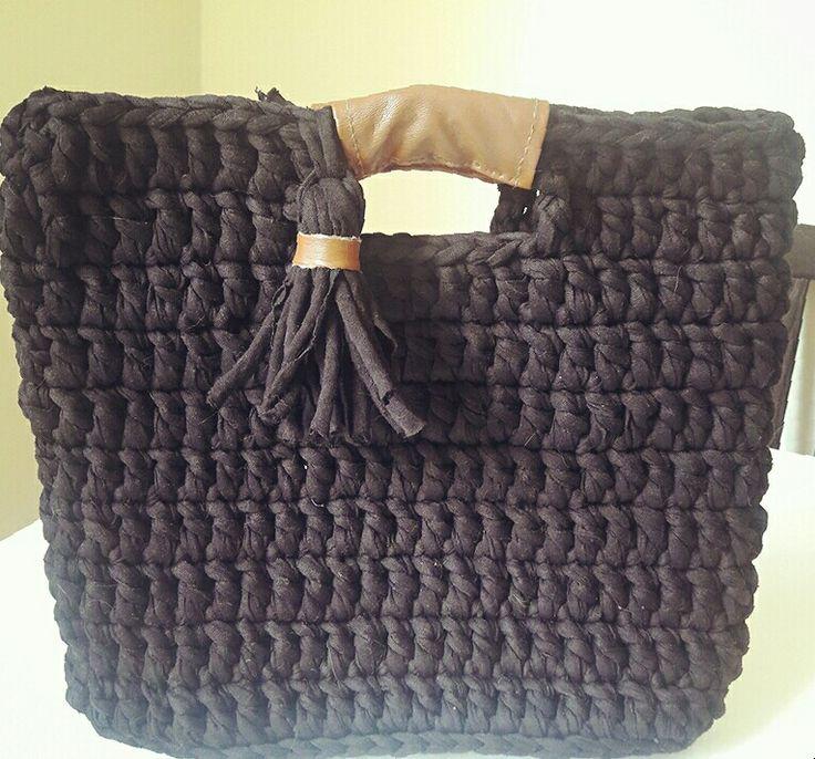 Örgü çanta, handmade bag