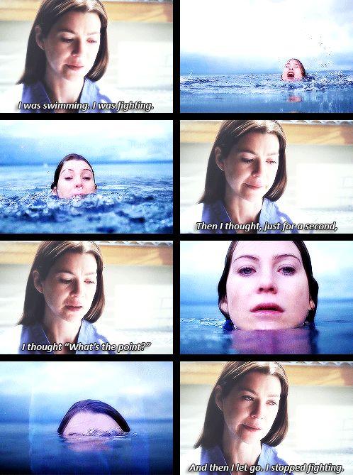 Grey's Anatomy. Meredith.
