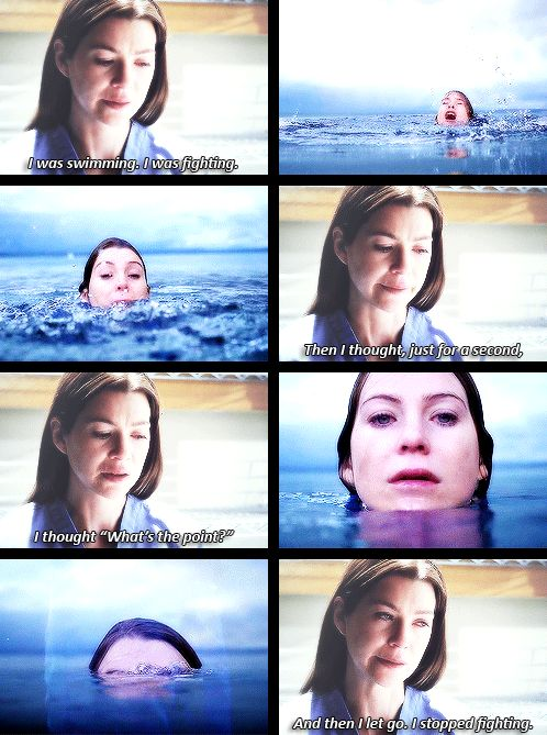 Grey's Anatomy. Meredith.