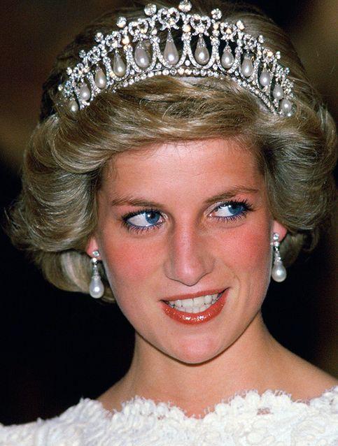 princess Diana #tiara