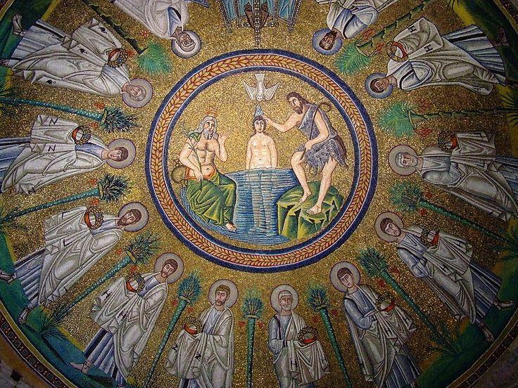 File:Battistero degli Ariani - La cupola.JPG