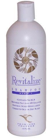 Natural Hair Thickening Shampoo | All Natural Shampoo | ProNature