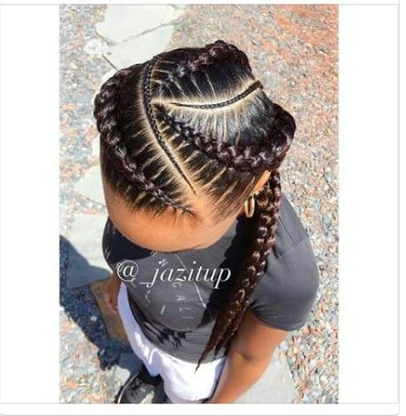 Cornrows Hairstyle 63