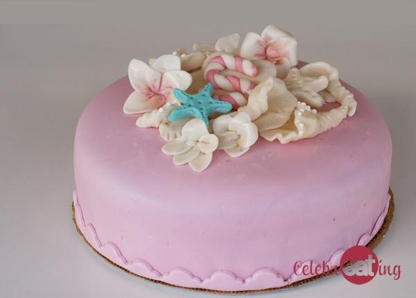 birthday cake pistacchio nocciola e gianduia