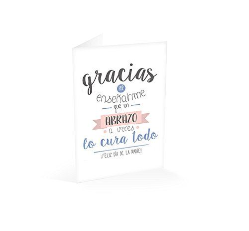 cool Grupo Erik Editores Amelie Feliz Dia De La Madre - Tarjeta Felicitacion, 300 gr