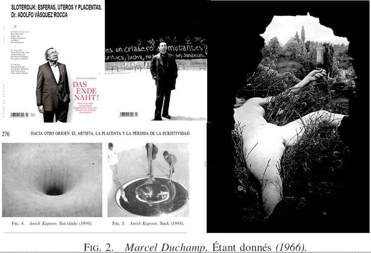 Adolfo Vásquez Rocca y Peter Sloterdijk.  -Revista Observaciones Filosóficas. Peter Sloterdijk Esferas y  Normas y disturbios en el parque humano.