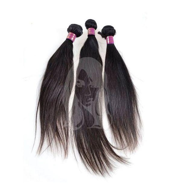 Tissages péruviens lisses par lot de 3 paquets. Du 14 au 24 pouces. 100% cheveux humains de qualité Remy Hair. Livraison gratuite. Tissages lisses. Tissages péruviens.