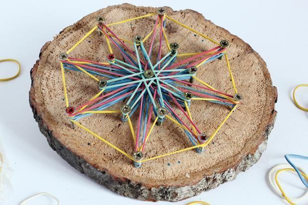 Basteln mit Naturmaterialien: Kinder und Natur | GEO