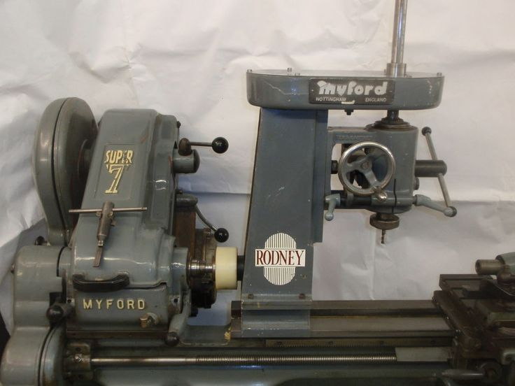 Myford Rodney Milling Attachment For Ml7 And Super 7