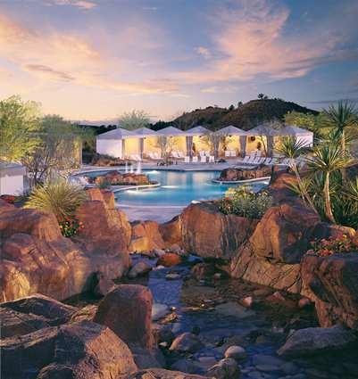 Pointe Hilton Tapatio Cliffs Resort. Phoenix.