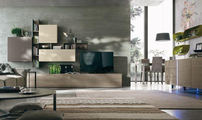 les 298 meilleures images du tableau espace tv sur pinterest. Black Bedroom Furniture Sets. Home Design Ideas