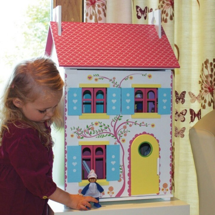 133 best Doll House images on Pinterest | Doll houses, Dollhouses ...