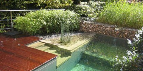 17 best images about sustainable building on pinterest for Garden plunge pool uk