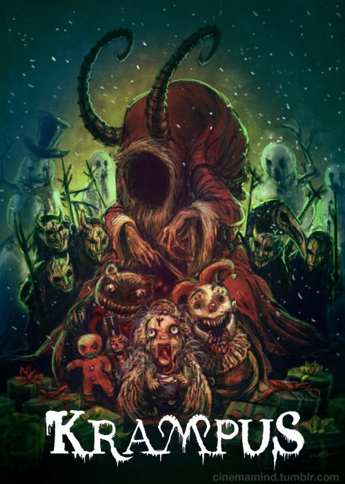 #Krampus                                                                                                                                                                                 More