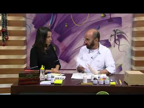 Mulher.com - 07/12/2015 - Caixa multiuso - Carlos Saad PT1 - YouTube