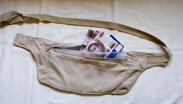 Learn how to hide money while traveling -- check out money belts and socks with secret pockets that hide travel money, sew your own theft-proof pockets in pants or (yes) underwear for hiding travel money and get a few travel money tips, too.