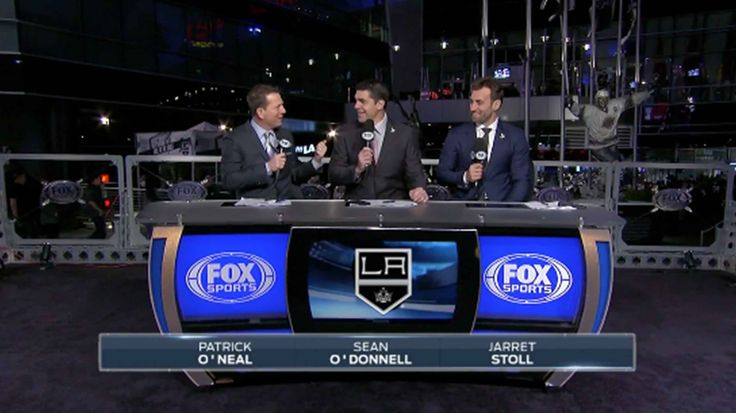 QA: Jarret Stoll on His New Role Within the LA Kings Organizatio