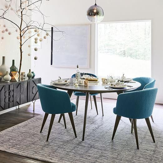 25 Marvelous Dining Chair Upholstery Cover Dining Chairs Velvet Gray Furnituresurabaya Furniturerumah Dining Room Small Dining Room Furniture Luxury Dining