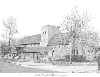 Christ Church Milton, Gravesend