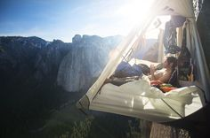 Two Climbers Attempt Historic Free Ascent Of El Capitan