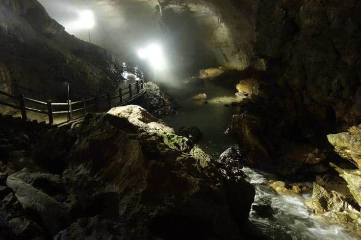 Akiyoshido Akiyoshidai cave in Yamaguchi (not Tokyo)