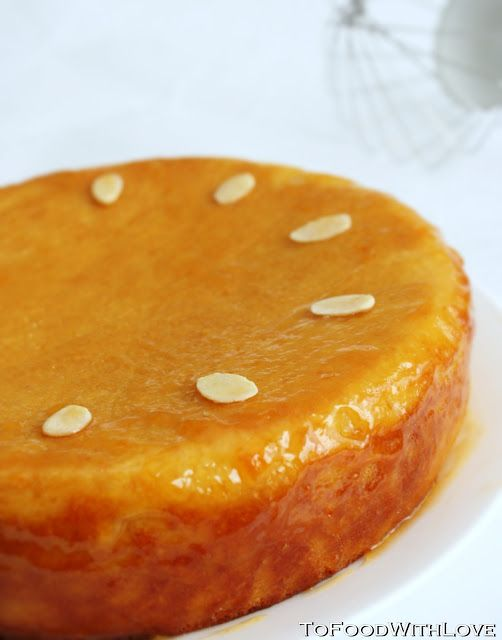 Apricot almond meal cake recipe