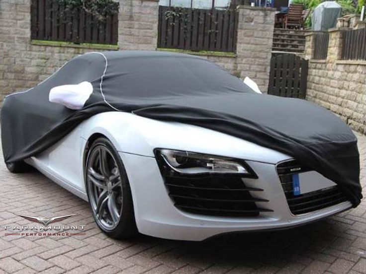 Audi R8 Car Cover - Luxury Custom Tailored Indoor Car Cover for your Audi R8  #audiR8 #Car #Cover #Luxury #uk #audi