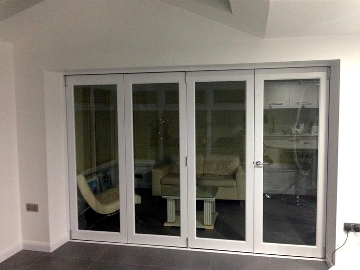 Our New Range Closed Ft White Finesse Internal Bifold Doors