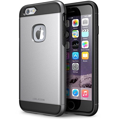 iPhone 6 Plus Case , [Heavy Duty] i-Blason Unity **Dual Layer** Apple iPhone 6 Plus 5.5 Inch cover [Ultra Slim] Armored Hybrid TPU Cover + Hard Outter Shell (Space Gray) i-Blason http://www.amazon.com/dp/B00M0XT15A/ref=cm_sw_r_pi_dp_MU0kub1X8EJH9