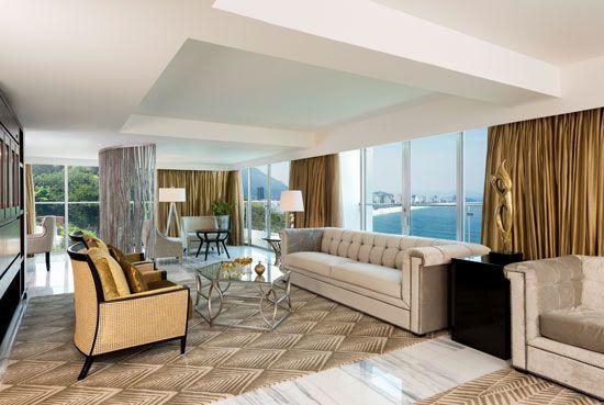 Sheraton Grand Rio Hotel & Resort - Vista externa