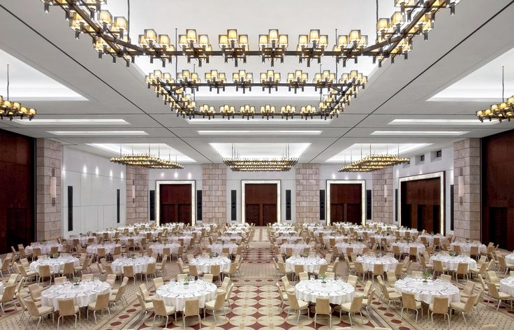 The Westin Resort Costa Navarino - Η αίθουσα Great Hall στο House of Events