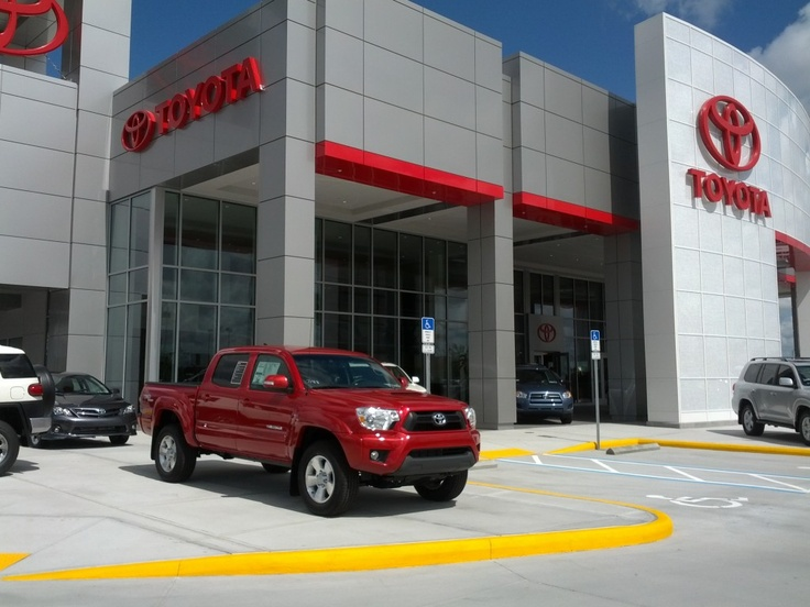 Find an amazing 2012 Toyota Tacoma in Orlando at our Toyota dealership in Central Florida! Toyota of Orlando is proud to offer this sleek and versatile truck to our valued Orlando customers - don't forget to ask about new Toyota Tacoma specials!    http://blog.toyotaoforlando.com/2012/08/find-a-great-selection-of-new-and-used-trucks-at-toyota-of-orlando/