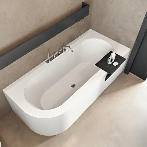 Eclettico Undermount Circle Bathtub