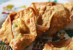 Bento Lunch Blog: Rezepte: Frittierte Garnelen Wan Tan
