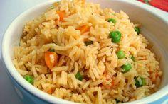 Con esta receta aprenderás como hacer arroz a la perfección. Es una receta de arroz tipico mexicano con verduras y hervido con salsa de jitomate.