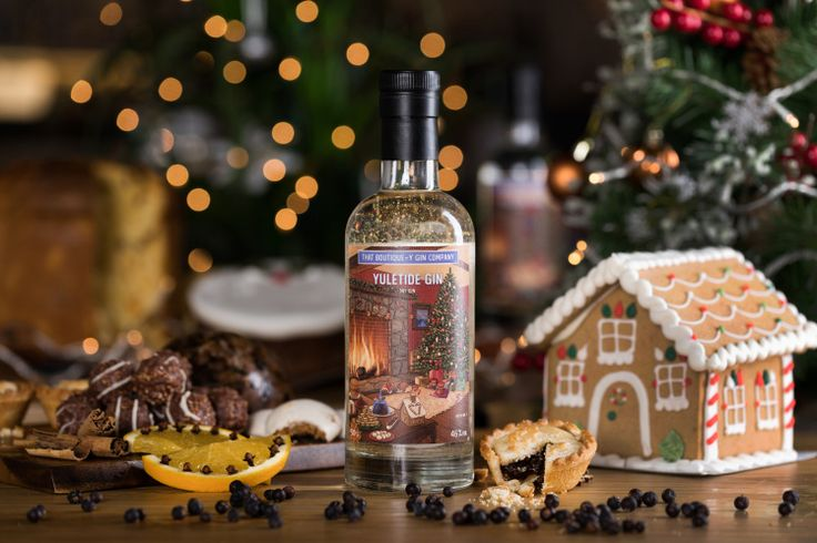 This gold, frankincense and myrrh gin may be the most festive ever