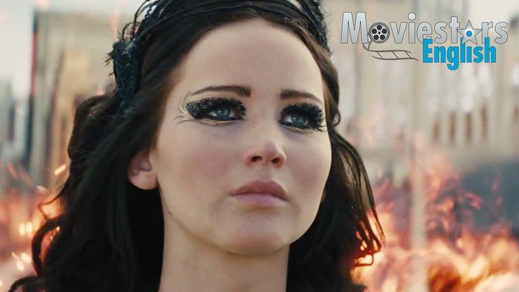 The Hunger Games: 5 Oraciones en Presente Simple - Aprender Inglés con Películas