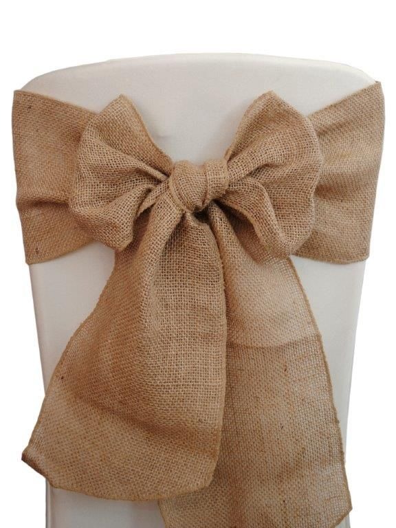 Styles For Your Celebration's Chair Sashes   Party Ideas By Seshalyn