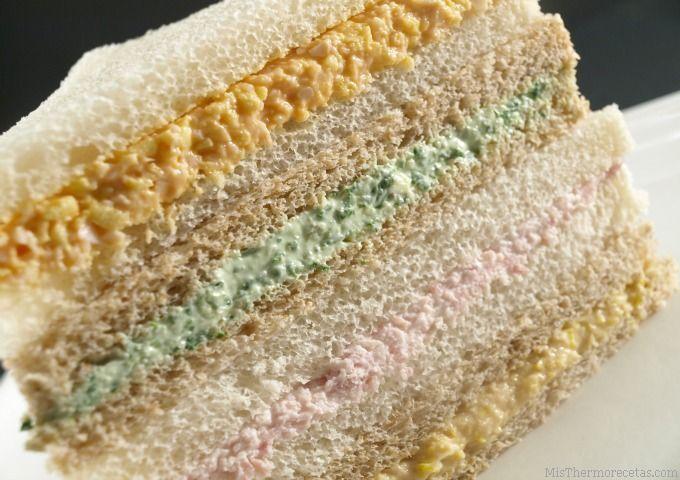 Pastas para sándwiches                                                                                                                                                      Más