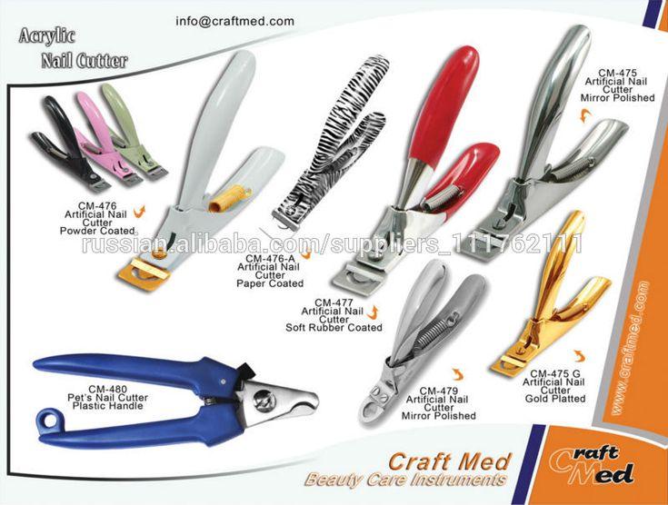 Акриловых ногтей резак машинку Tip cutter искусственные ногти клипер ногтя инструменты Pet