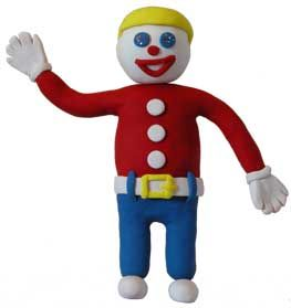 Mr Bill. All who ever saw Mr Bill loved Mr Bill.... or loved what happened to him every episode.